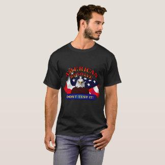 Camiseta Resolución americana