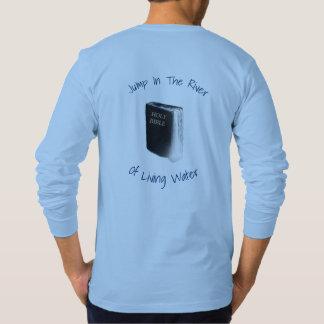 Camiseta Resolución: Salte en el río