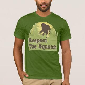 Camiseta Respete el Squatch