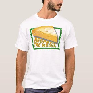 Camiseta Respete la cuña