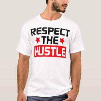 Camiseta Respete la prisa - criada