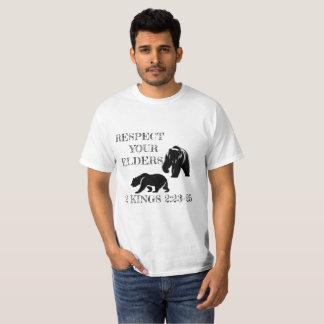 Camiseta Respete sus ancianos
