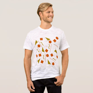 Camiseta Respiración/camiseta cabida lona de la quemadura