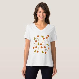 Camiseta Respiración/jersey del ajuste cómodo de Bella de