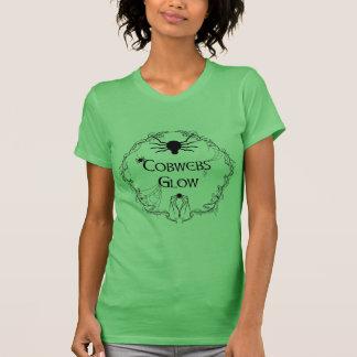 Camiseta Resplandor de las telarañas