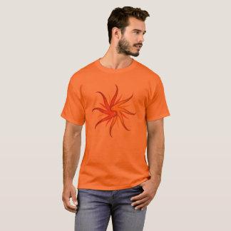 Camiseta Resplandor solar de Yin Yang