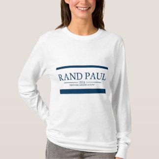 Camiseta Restablecimiento América de Paul 2016 del rand
