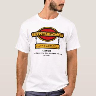 Camiseta Restaurantes de la estación de Victoria de