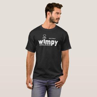 Camiseta Restaurantes Wimpy de las parrillas, Chicago,