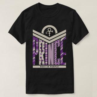Camiseta Resto en púrpura