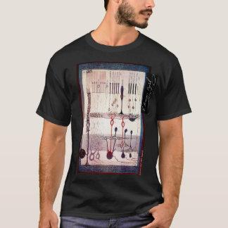 Camiseta Retina de Cajal