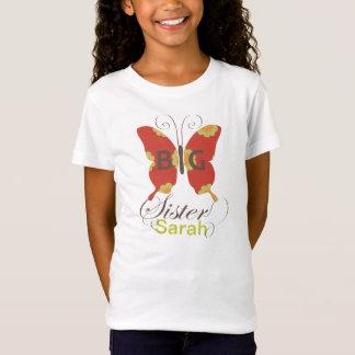 Camiseta retra C2 de las mariposas