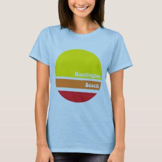 Camiseta retra de Huntington Beach