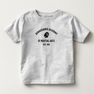 Camiseta retra gris de RAM de los niños