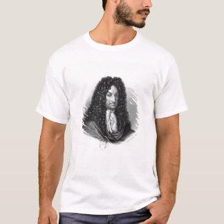 Camiseta Retrato de Gottfried Wilhelm barón de Leibniz