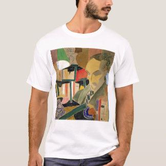 Camiseta Retrato de Joan Salvat-Papasseit 1918