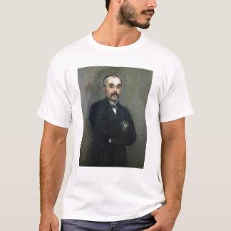 Camiseta Retrato de Manet el | de Jorte Clemenceau, 1879