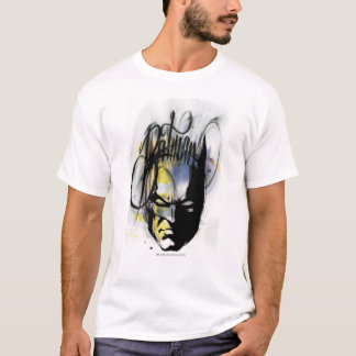 Camiseta Retrato del aerógrafo de Batman