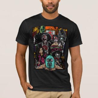 "Camiseta ""Retrato del muerto """