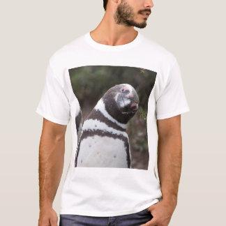 Camiseta Retrato del pingüino de Magellanic