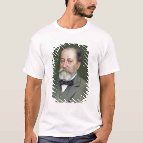 Camiseta Retrato del Santo-Saens 1903 de Camilo