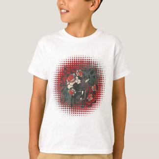 Camiseta Retrato ornamental 2 del tigre