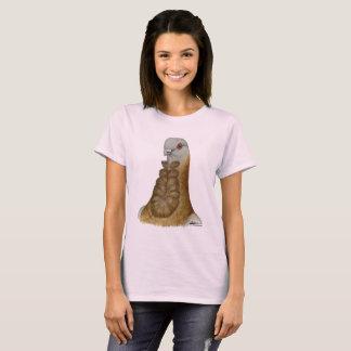 Camiseta Retrato valenciano de la paloma de Figurita