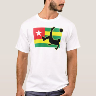 Camiseta Retroceso de bicicleta de Togo