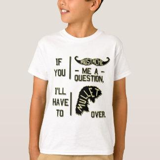 Camiseta Retruécano divertido del chiste del salmonete de