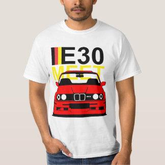 Camiseta Reunión de BMW E30