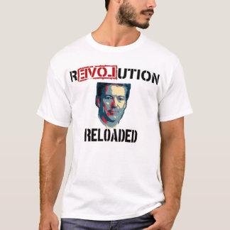 Camiseta Revolución de Paul 2016 del rand recargada