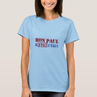 Camiseta Revolución de Ron Paul