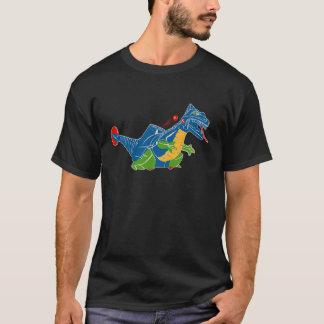 Camiseta Rey 1963 Zor Dark T-Shirt - estilo alterno