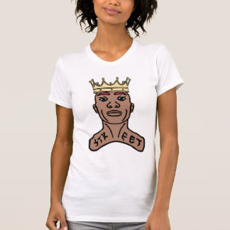 Camiseta Rey de la calle