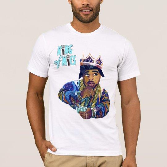 Camiseta Rey de Mics