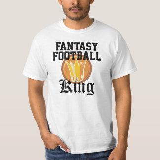 Camiseta Rey del fútbol de la fantasía
