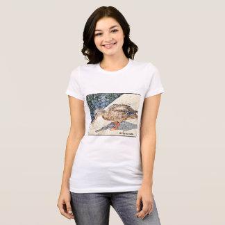 """Camiseta """"rey Duck del jersey de Bella de las"""