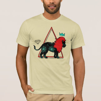 Camiseta Rey ilimitado del león de Taylor