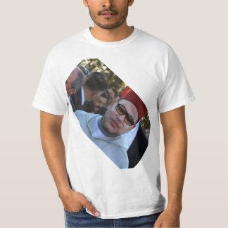 Camiseta rey Mohamed vi