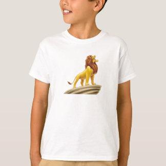Camiseta Rey Mufasa del león de Disney