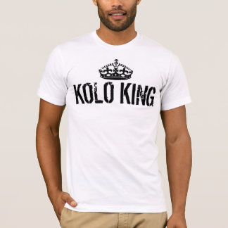 Camiseta Rey T-Shirt de Kolo