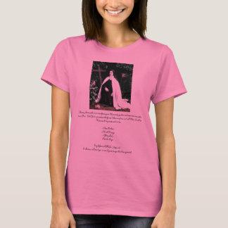 """Camiseta """"Rezo a St. Teresa"""" Teresa Hartman"""