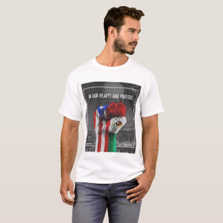 Camiseta Rezos para Puerta Rico y México 2017