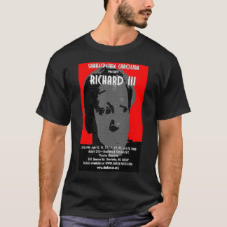 CAMISETA RICHARD III