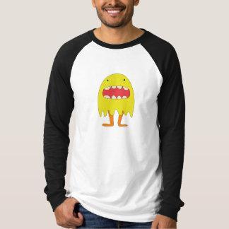 Camiseta Ríe de Amarillo del monstruo del EL =)