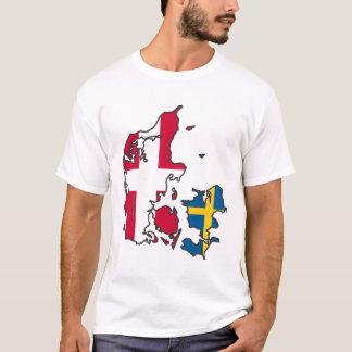 Camiseta Rigtige Danmark de Jylland y de Fyn - de Det