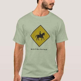 Camiseta rinda para los caballos, caballos de Fino de la