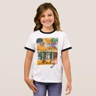 Camiseta Ringer Cuerda para tender la ropa en Burano Italia cerca