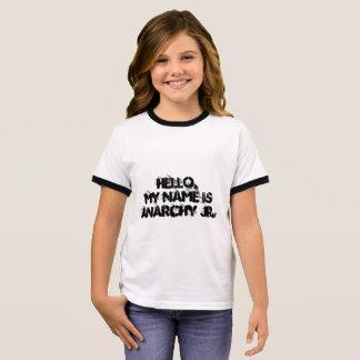 Camiseta Ringer Jr. de la anarquía