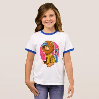 Camiseta Ringer Potro de Leo